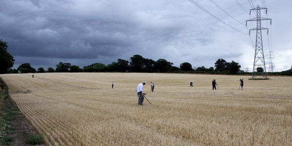 Detectorists in Norfolk (Ross Trevail, Dirt Fishing 300)