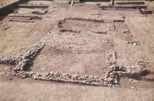 exacavations at Margidunum