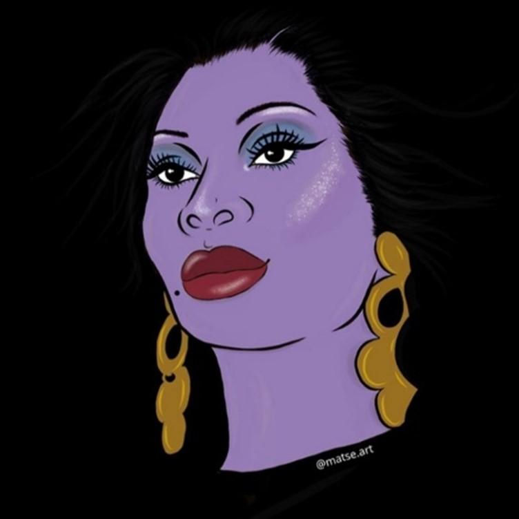A Digital Art Piece by Shalom Matsekeza.