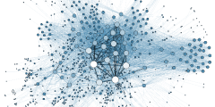 An example of network visualisation