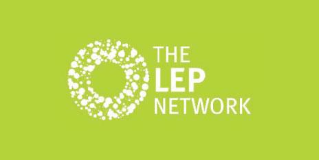 LEP Network logo