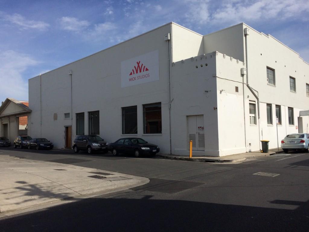 Wick Studios, Brunswick, Victoria