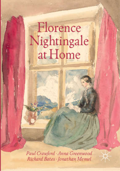 Florence Nightingale at Home book cover