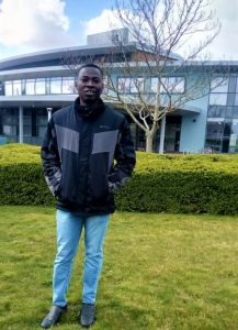 Gavers Oppong casual