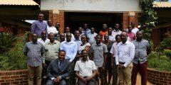 GeoNutrition team at Chitedze