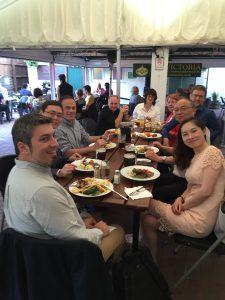Silk road meal