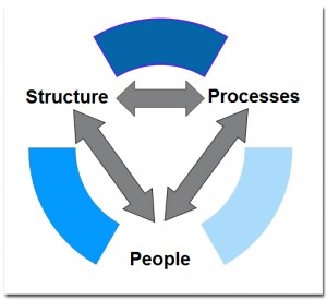 structure process people