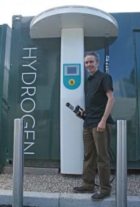 Hydrogen refuelling facility