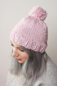 bobble hat, pink hat, british knitwear, bobble hat british hat, betty bolt hat, betty bolt knitwear, ingenuity16 mentor, business inspiration
