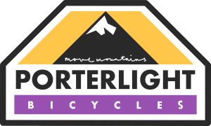 Porterlight, Porterlight bicycle logo, porterlight bicycle, london bicycle company