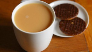cup of tea, chocolate digestives, work break, work break at the ingenuity lab, tea break, top tips for working day