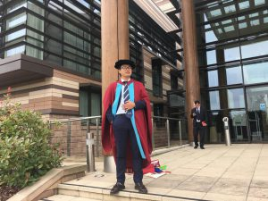 jianhua shao, wraptime, ingenuity lab, phd graduate nottingham, university of nottingham graduate
