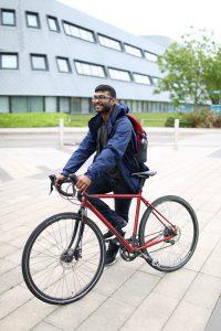 Amir Miah, Your Bike CIC, Your Bike Canada Water, nottingham entrepreneur, university of nottingham entrepreneur