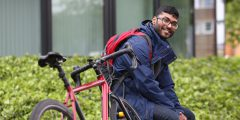 amir miah, your bikes cic, sir colin campbell building, the ingenuity lab, nottingham business, nottingham entrepreneur