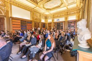 YES, YES finals, Wolfson Library, The Royal Society, Young Entrepreneurs Scheme
