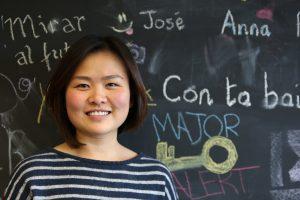 Lili Zhu, Lian Mask, Nottingham Alumni