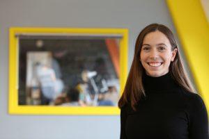 Lizzie Smith, Ingenuity Lab, Marketing Ingenuity Lab, Geography Alumni, Nottingham Alumni