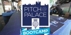 Pitch@Palace Boot Camp, University of Nottingham, EMCC
