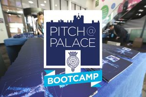 Pitch@Palace Boot Camp, University of Nottingham, EMCC