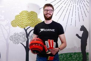 Ingenuity17, Ingenuity17 Top 21, Thorne Goalkeeping