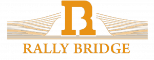 rally bridge, ingenuity lab, logo