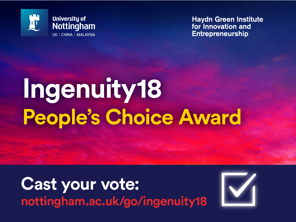 Ingenuity18 Meet The Top 24 And Cast Your Vote Before 20th