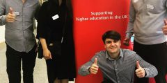Santander EA18 Awards, Ingenuity Lab members, Citylife UK, Halalivery, entrepreneur