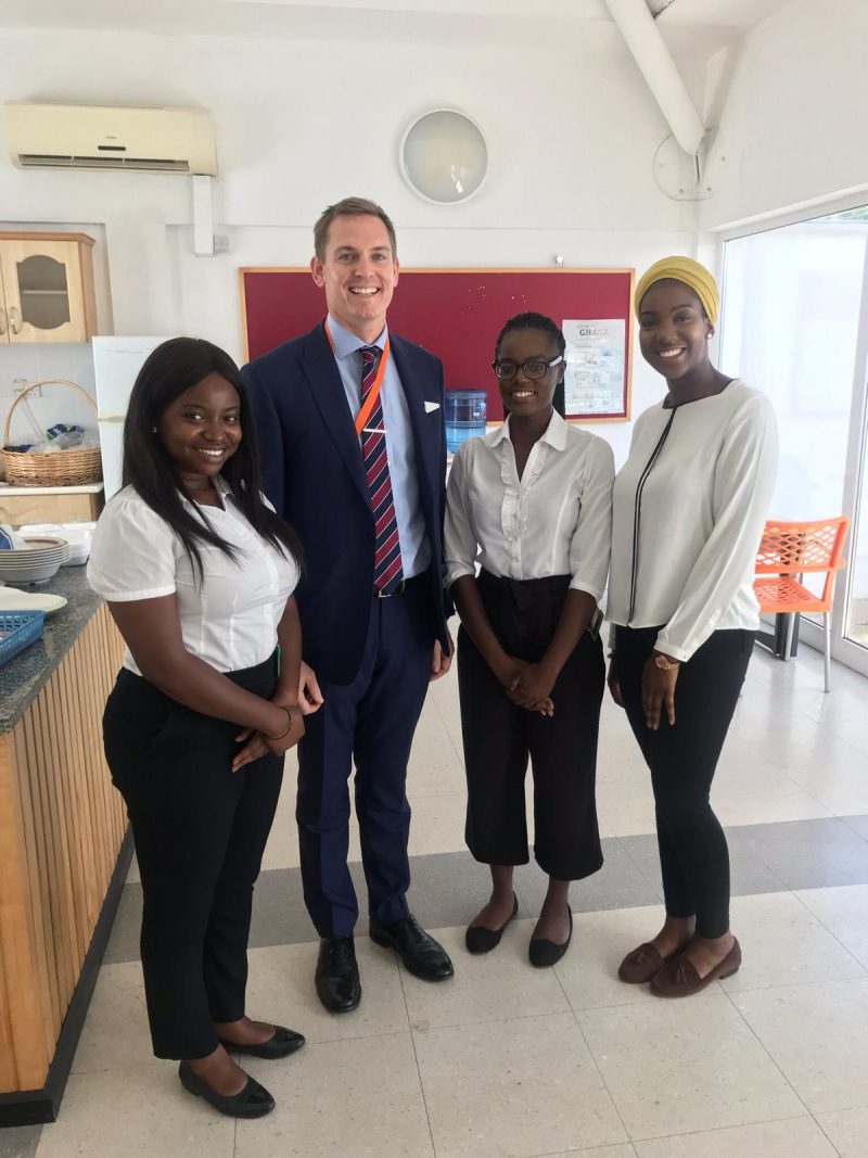 UK Ghana Relations Internship