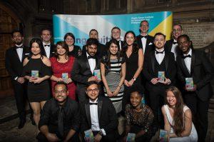 Santander Enterprise Award winers