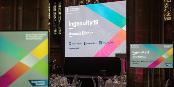Ingenuity19 Awards Dinner
