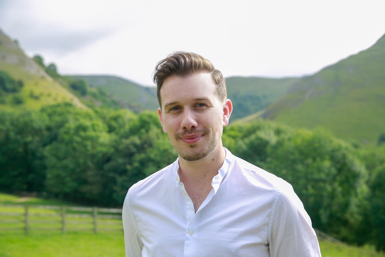 Portrait of Chris Carter