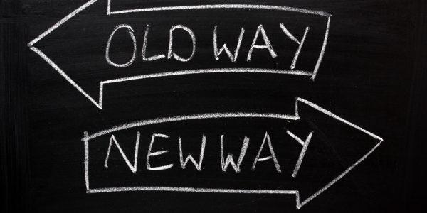 old way, new way, innovation, ingenuity lab, entrepreneurs, graduate entrepreneurs