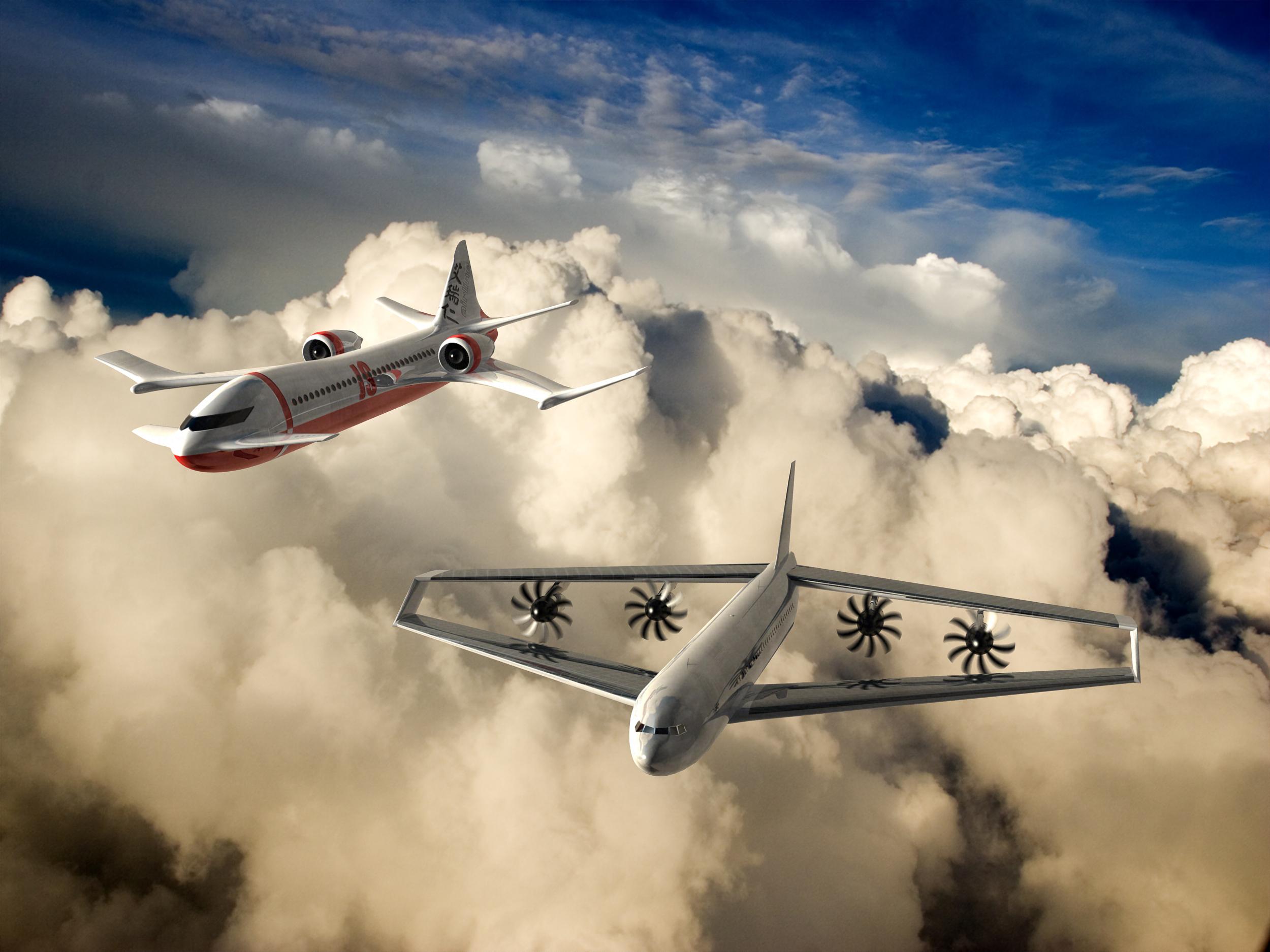Performance Technology: Further Enhancement Of Aircraft Performance: Still A