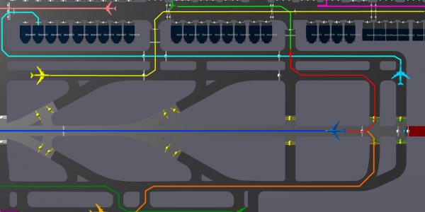 Airport optimisation