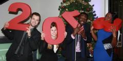 Felix Obi and friends