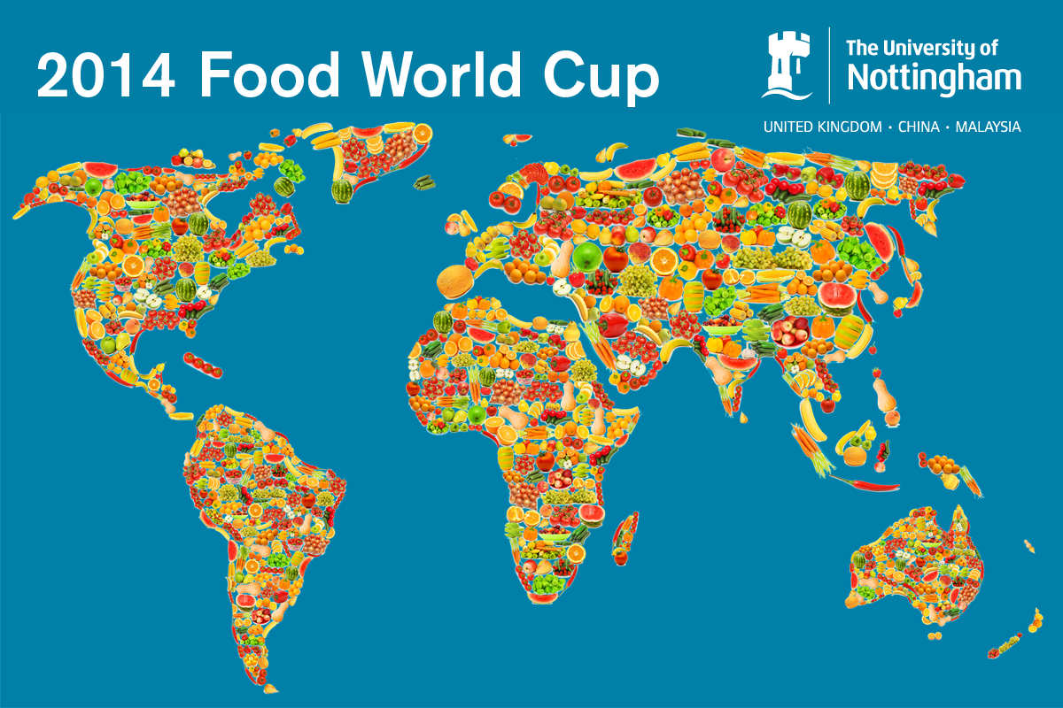 Https Blogs Nottingham Ac Uk Internationalstudentlife 2014 06 09 Nottingham Food World Cup