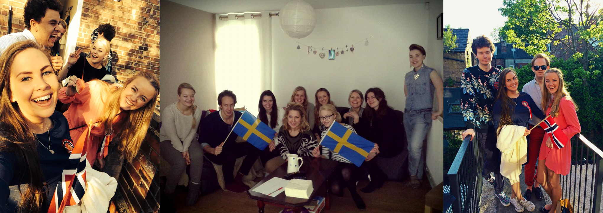 The Nordic Society, celebrating Nordic culture together