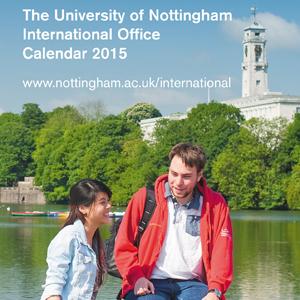 International Office Calendar 2015