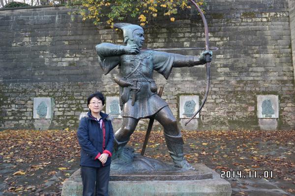 Yuhan Robin Hood