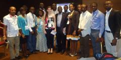 Gladys at Medic Westr Africa