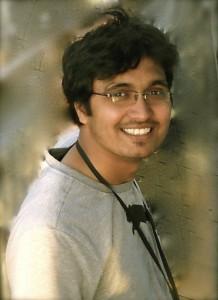 Newton International Fellow Dr Rahul Bhosale