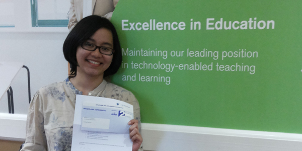 High Achiever Scholarship cropped