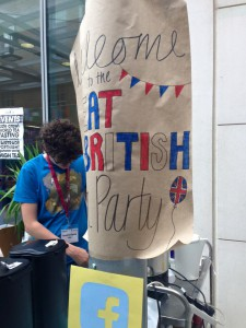 The Great British Tea Party