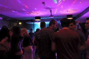 Disco at Mooch bar