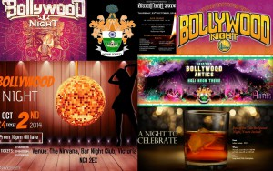 Examples of the Indian Society's events