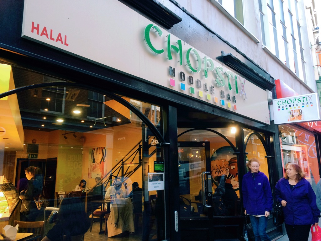 Restaurants In Nottingham With Halal Food