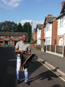 Benedict Egbon
