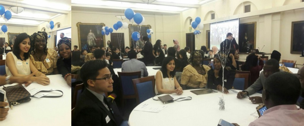 The Scholarships Celebration Event at the great Trent Building