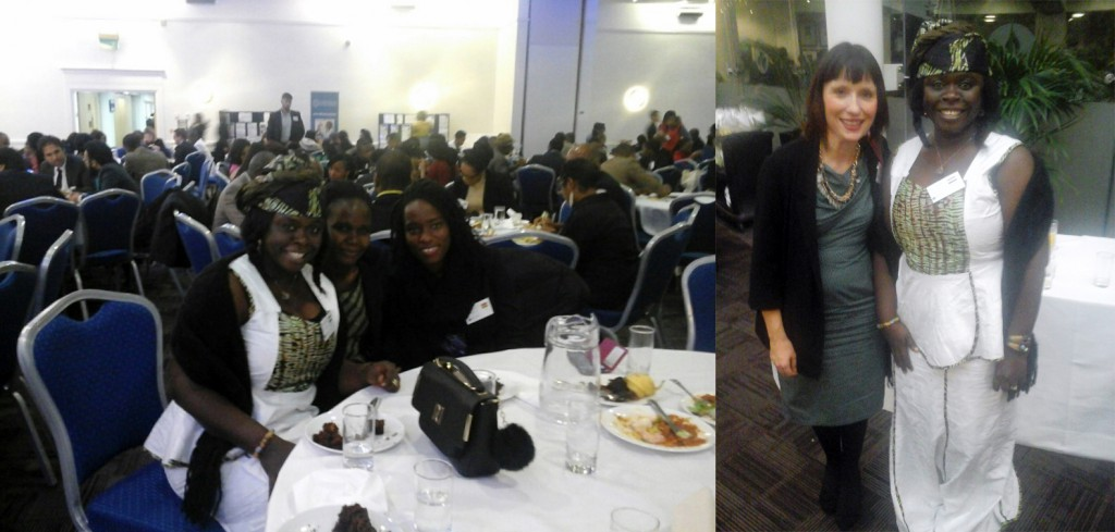 The Welcome Event by the Commonwealth Scholarship Commission, held at Nottingham