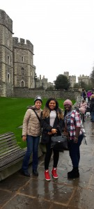 A trip to Windsor Castle